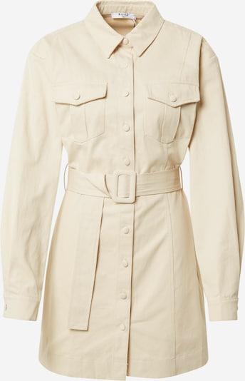 NA-KD Robe-chemise en beige, Vue avec produit