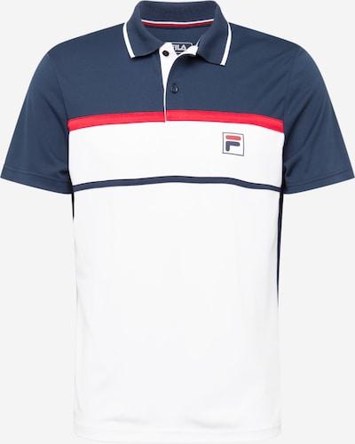 FILA Koszulka funkcyjna 'Anton' w kolorze ciemny niebieski / czerwony / białym, Podgląd produktu
