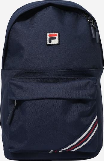 FILA Plecak w kolorze ciemny niebieski / czerwony / białym, Podgląd produktu