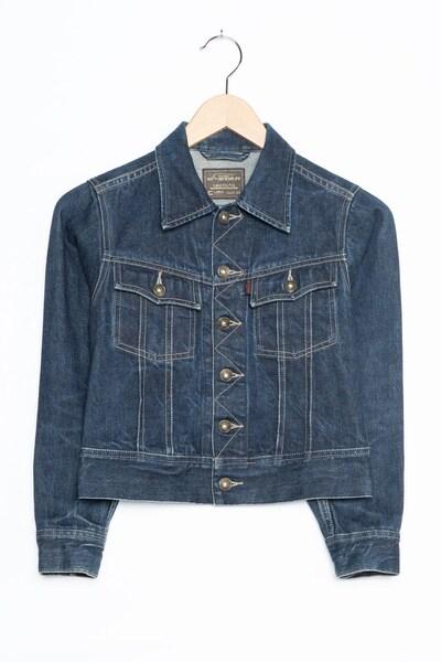 G-Star RAW Jeansjacke in XS in dunkelblau, Produktansicht