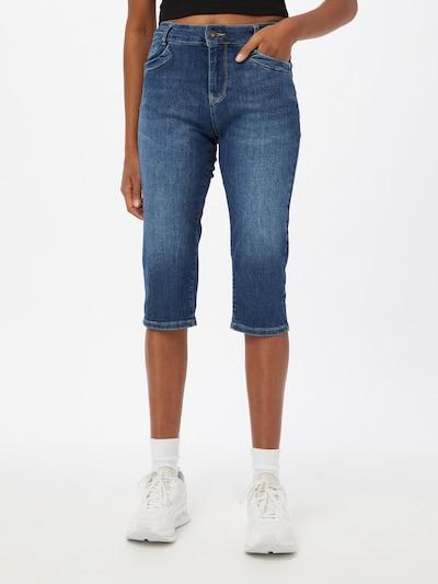 PULZ Jeans Džíny 'Tenna' - modrá džínovina, Model/ka