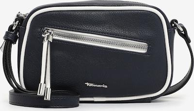 TAMARIS Tasche in marine / weiß, Produktansicht