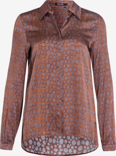 MARC AUREL Blouse in de kleur Cognac, Productweergave
