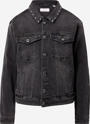 s.Oliver Between-Season Jacket in Grey