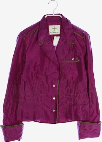Uli Schneider Jacket & Coat in S in Purple