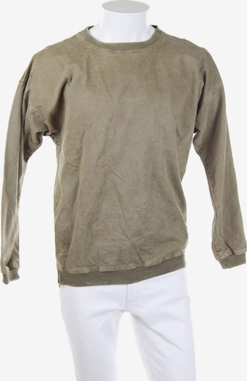 ZARA Sweatshirt in S in grün, Produktansicht