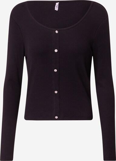 ONLY Shirt 'Nimb' in schwarz: Frontalansicht