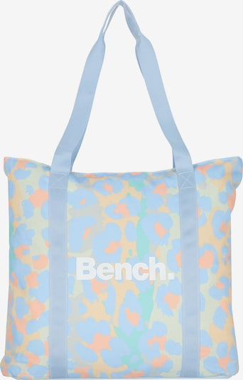 BENCH Shopper in hellblau / mischfarben, Produktansicht