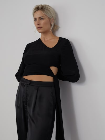 Palaidinė 'Ida' iš LeGer by Lena Gercke , spalva - juoda, Modelio vaizdas