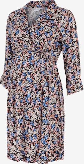 MAMALICIOUS Kleid 'Levetta' in mischfarben / schwarz, Produktansicht
