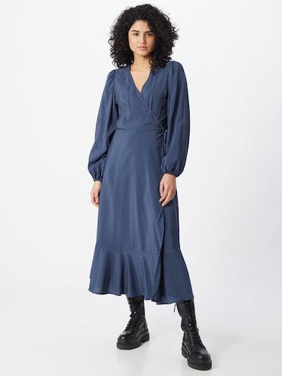 Moves Kleid in marine, Modelansicht