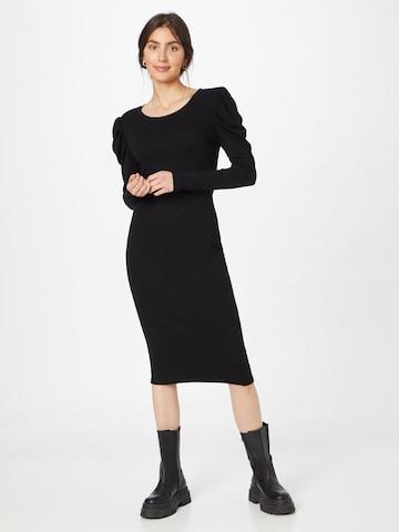 Rochie 'Lena' de la modström pe negru