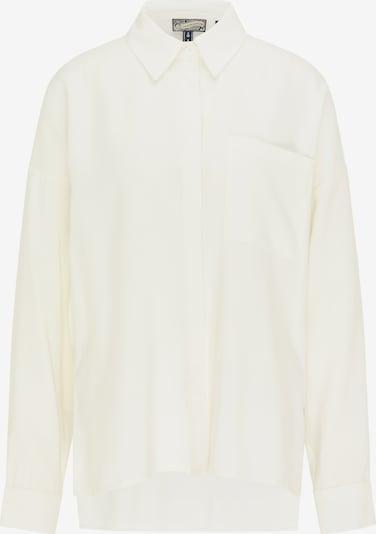 DreiMaster Vintage Blouse in de kleur Wit, Productweergave