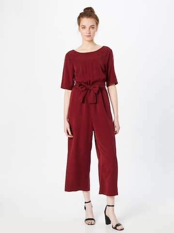 LOVJOI Jumpsuit 'STAINE' in Red