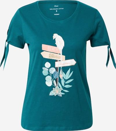 ETAM Pyjamapaita 'LAURELA' värissä turkoosi / kulta / petrooli / roosa / valkoinen, Tuotenäkymä