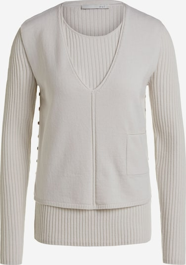 OUI Pullover in creme, Produktansicht