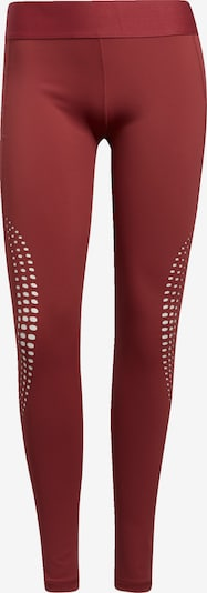 ADIDAS PERFORMANCE Leggings in rostrot, Produktansicht
