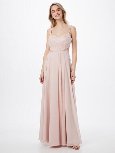 VM Vera Mont Вечерна рокля в пудра, Преглед на модела