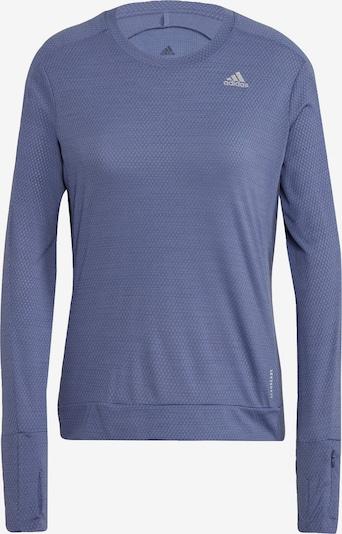 ADIDAS PERFORMANCE Sweatshirt in lila, Produktansicht