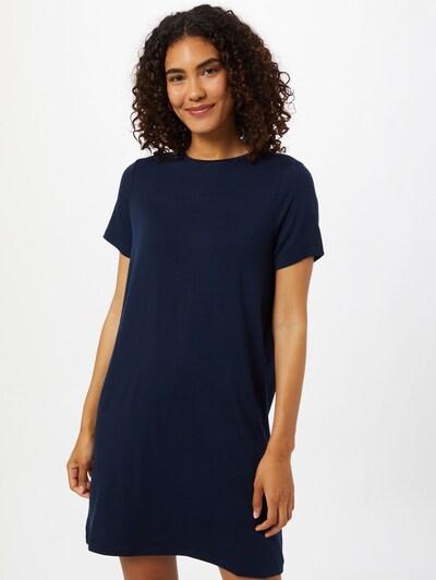basic apparel Kleid 'Jolanda' in navy, Modelansicht
