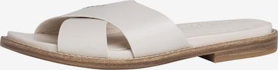 TAMARIS Muiltjes in de kleur Wit, Productweergave