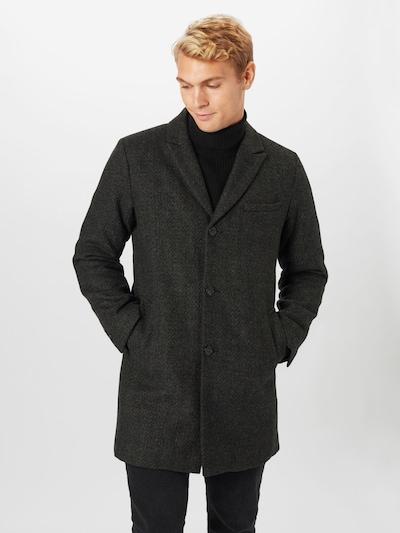 Demisezoninis paltas iš Lindbergh , spalva - tamsiai pilka, Modelio vaizdas