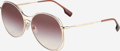 BURBERRY Sonnenbrille '0BE3105' in gold / pink, Produktansicht