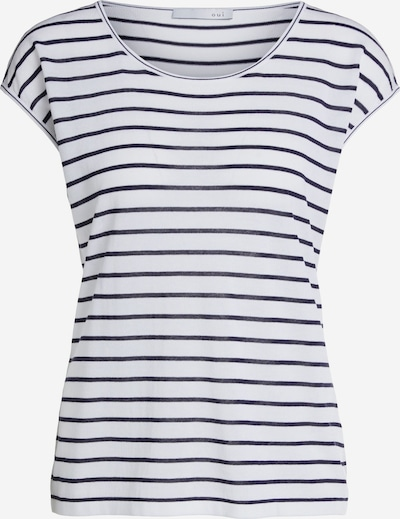OUI Shirt in schwarz / weiß, Produktansicht