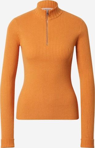 EDITED Sweater 'Alison' in Orange