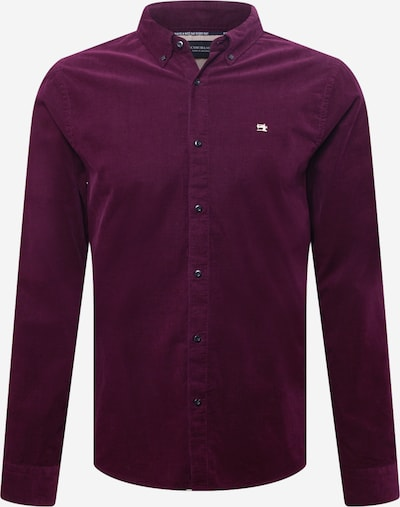 SCOTCH & SODA Button Up Shirt in Dark purple, Item view