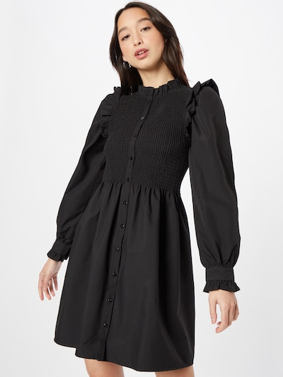 ONLY Blousejurk 'Aspen' in de kleur Zwart, Modelweergave