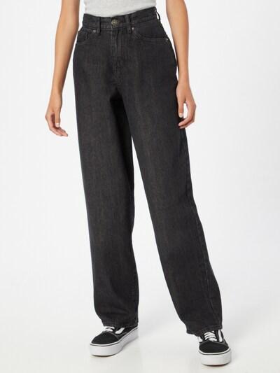 Urban Classics Jeans in black denim, Modelansicht