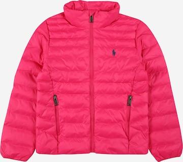 Polo Ralph Lauren Between-season jacket in Pink