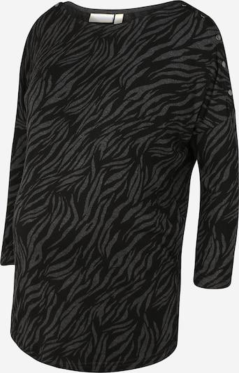 JoJo Maman Bébé T-shirt en anthracite / gris foncé, Vue avec produit