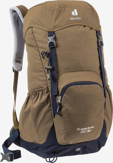 DEUTER Backpack 'Zugspitze 22 SL' in Brown, Item view