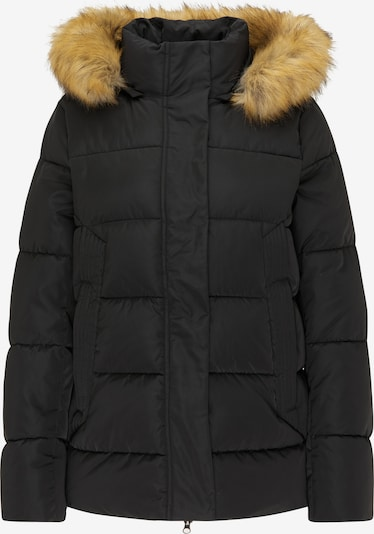 usha BLUE LABEL Winter jacket in Brown / Black, Item view