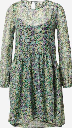 Pimkie Kleide 'D-OCHEM' in schilf / jade / hellgrün / helllila / schwarz, Produktansicht