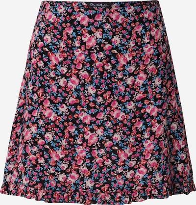 Miss Selfridge Rok 'ROSE' in de kleur Blauw / Rosa / Zwart, Productweergave