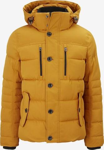 Veste mi-saison TOM TAILOR en jaune