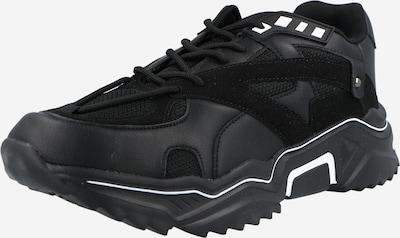 Sneaker low 'HUDSON' Raid pe negru / alb, Vizualizare produs