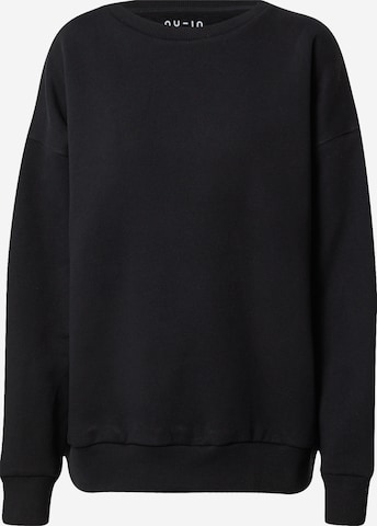 Sweat-shirt NU-IN en noir
