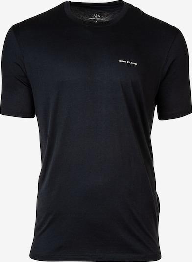 Emporio Armani T-Shirt in marine / weiß, Produktansicht