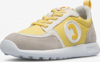 CAMPER Sneakers ' Driftie ' in de kleur Geel / Wit, Productweergave