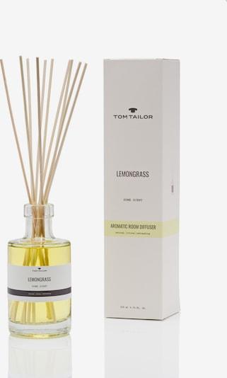 TOM TAILOR Parfum d'ambiance ' Zitronengras ' en jaune, Vue avec produit