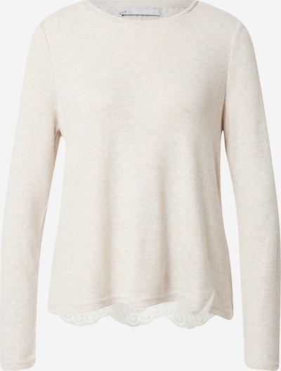 ONLY Sweater 'ONLMAYEA LIFE' in Beige / White, Item view