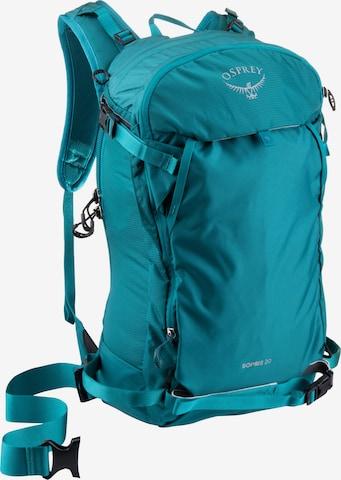 Osprey Sportrucksack 'Sopris 20' in Blau