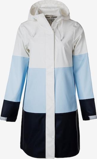 Weather Report Regenmantel 'AGNETA W' in blau, Produktansicht