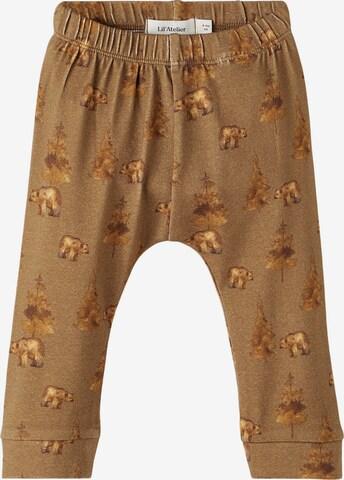 Pantaloni di Lil ' Atelier Kids in marrone