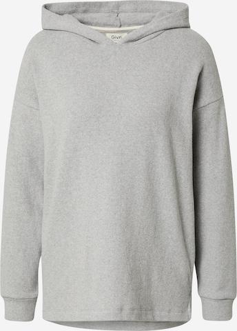 Givn BERLIN Sweatshirt 'Mona' i grå