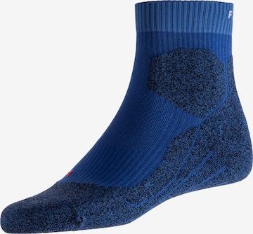 FALKE Socken 'Trail' in Blau